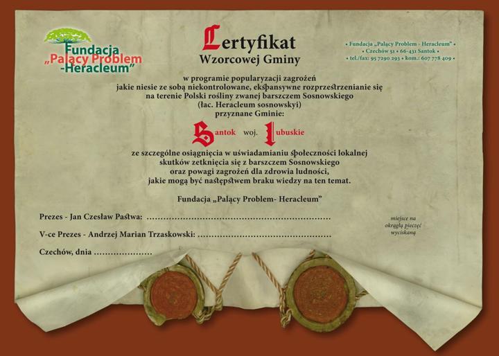 certyfikat_wzorcowej_gminy